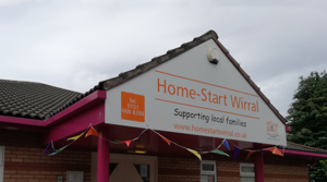 Home-Start Wirral office