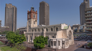 St Giles Church Cripplegate, London