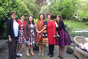 Kistie Allsopp competition winners