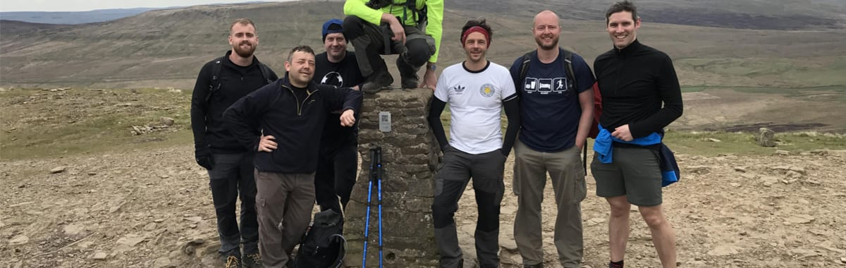 Yorkshire Three Peak success for Dunelm team
