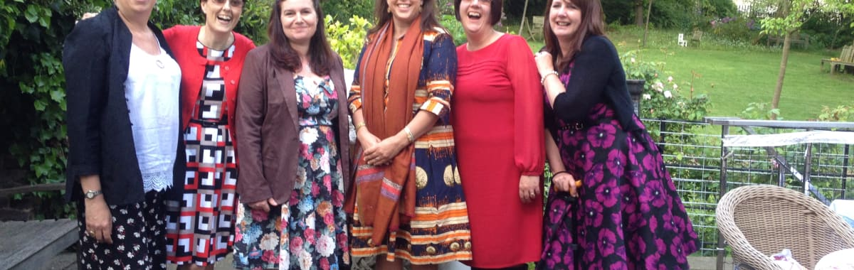 Win tea with Kirstie Allsopp