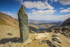 Snowdon by Night - June 2021