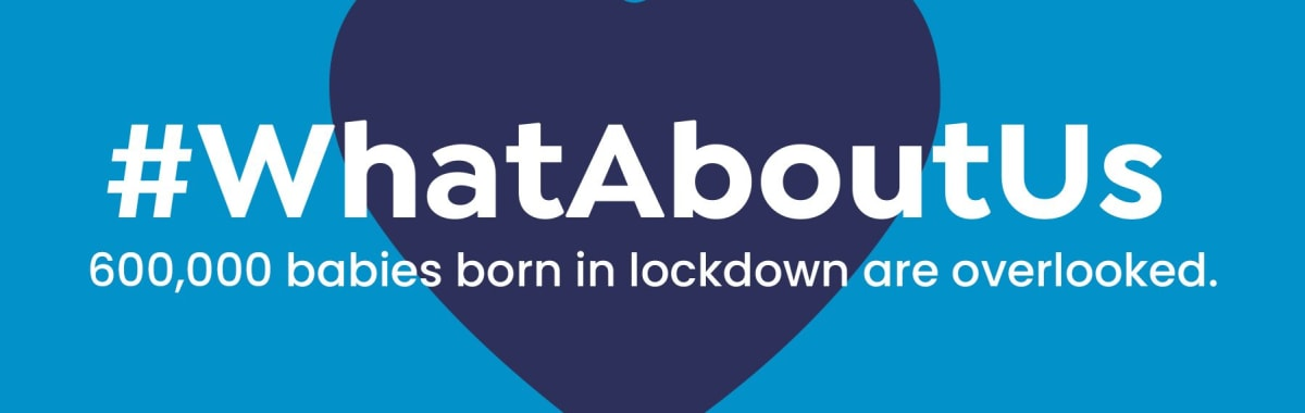 600,000 babies born in lockdown are overlooked