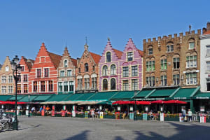 London to Bruges Cycle - September 2021