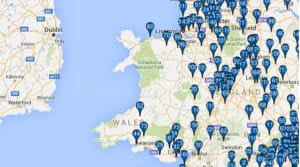 Find a Home-Start in Wales