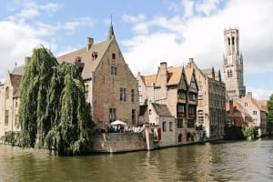 London to Bruges Cycle - May 2021
