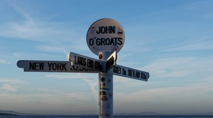 Land's End to John O'Groats 2022