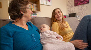 Support for families in the perinatal period